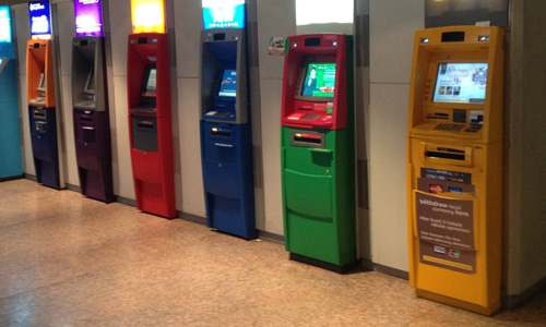 Bank Machines