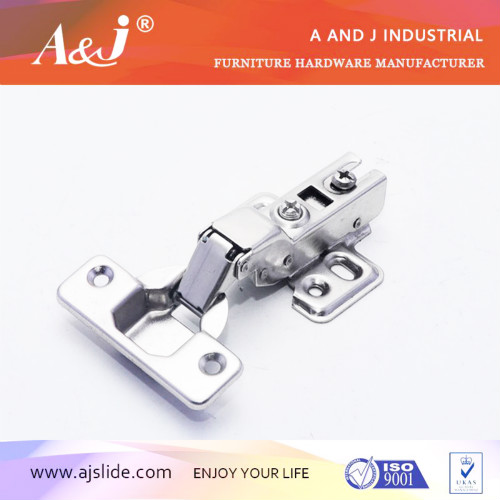 78G 35 mm shallow cup soft closing hydraulic concealed hinge