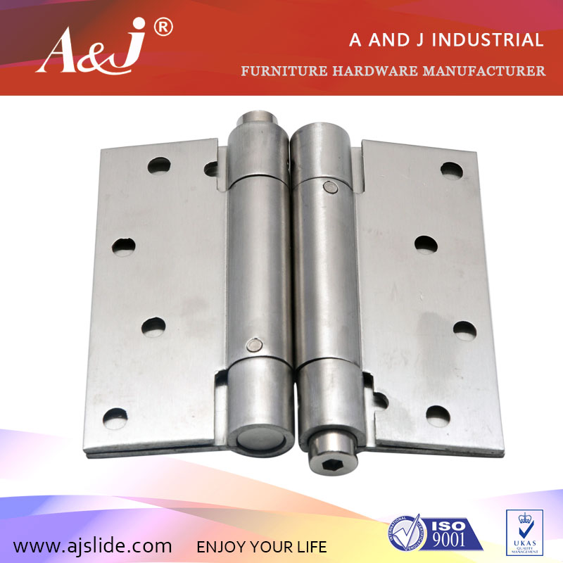 High quality iron ball bearing pivot door hinge