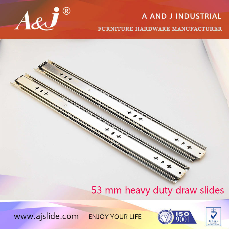 53mm heavy duty drawer slide