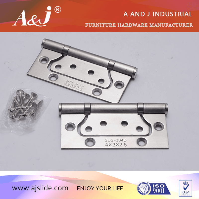 ball bearing SS door hinge with high quality