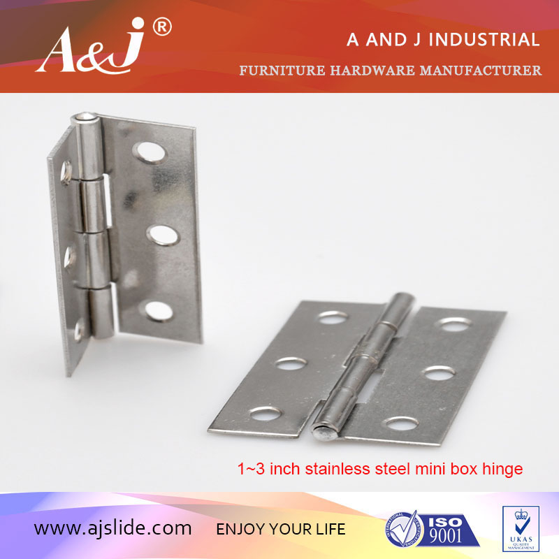 3 inch stainless hinge
