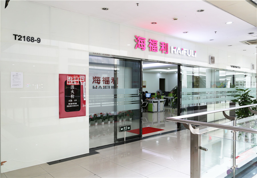 Guangzhou ChangNai Hardware Plastic Co.,Ltd.