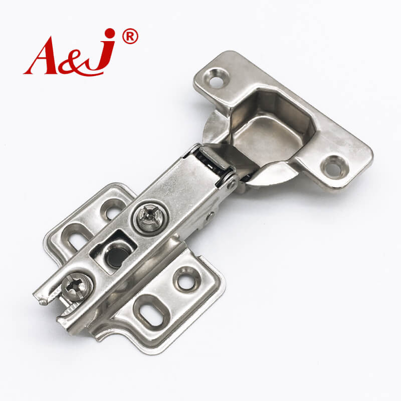 Two section force without hydraulic rod hinges factory wholesale
