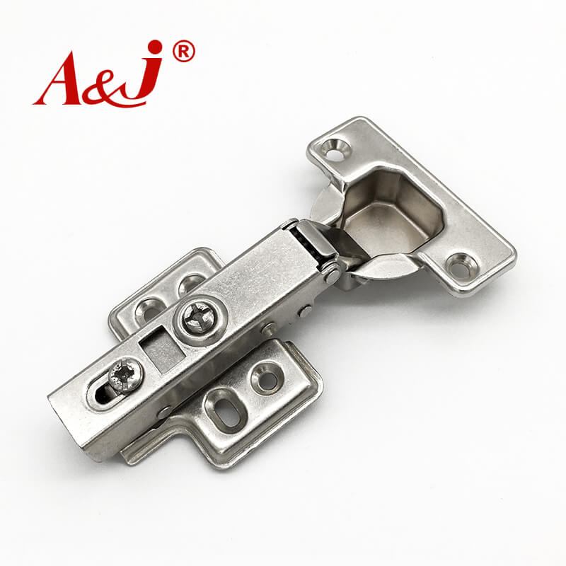 Removable furniture hydraulic kitchen cabinet hinges
